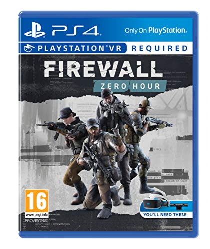Firewall Zero Hour - PlayStation 4