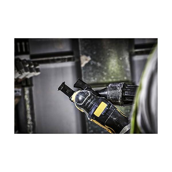 DEWALT DCS355N-XJ – Multiherramienta Oscilante sin escobillas XR 18V sin cargador/batería