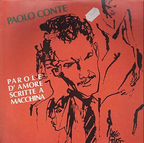 Parole d'amore scritte a macchina (1990) / Vinyl record [Vinyl-LP]