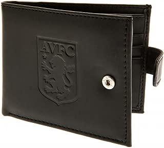 Aston Villa F.C - Leather Wallet (RFID ANTI FRAUD)