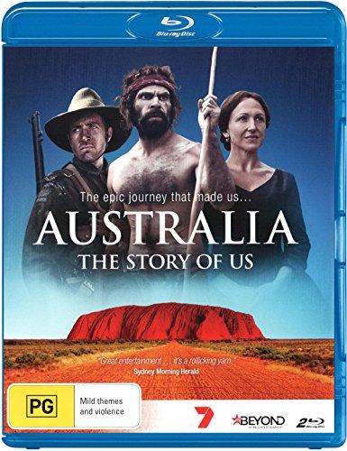 Die Geschichte Australiens / Australia: The Story of Us ( ) [ Australische Import ] (Blu-Ray)