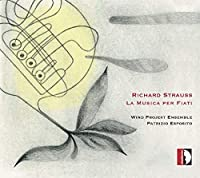 Strauss, R.: Music for Winds