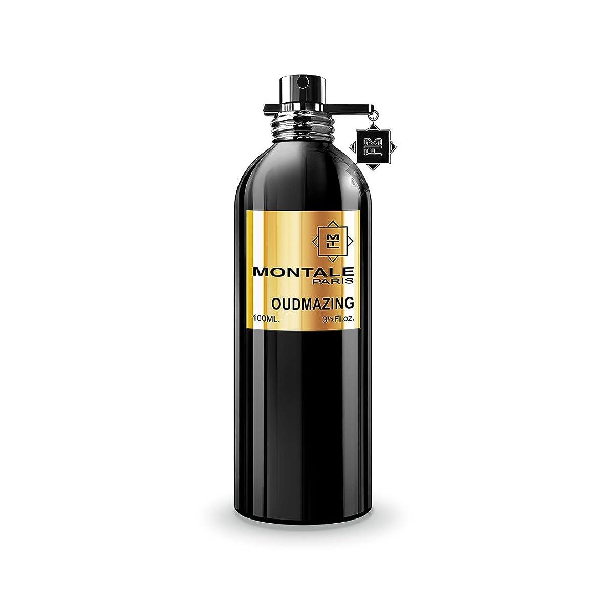 モニター抹消モンタル Oudmazing Eau De Parfum Spray 100ml/3.4oz並行輸入品