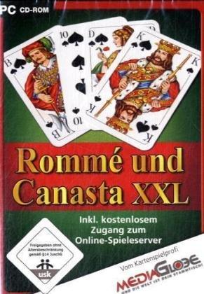 Rommé und Canasta XXL - [PC]