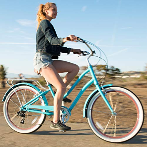 Benefits of Womens Hybrid Bikes