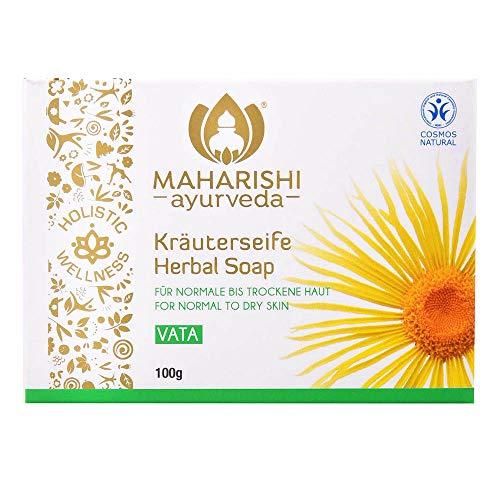 Maharishi Ayurveda Vata Kräuterseife, 2x100g, rein pflanzlich, naturrein