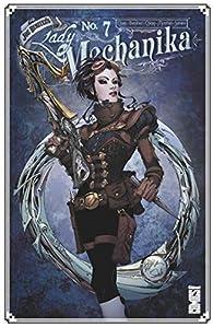 Lady Mechanika, tome 7 : Sangre par Joe Benitez