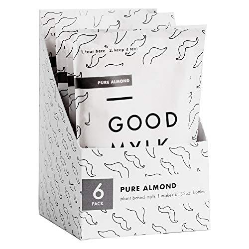 Best Vegan Coffee Creamer - Good Milk Pure Almond