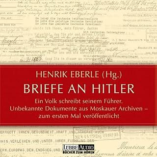 Briefe an Hitler Titelbild