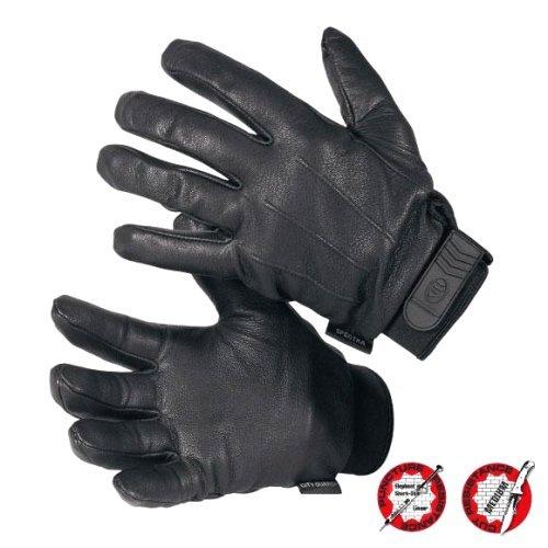 guanti antitaglio polizia Guanti Vega OG37 per perquisizioni antitaglio e antipuntura taglia M