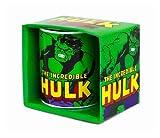 Logoshirt Hulk Taza de Cafe - Marvel Comics Taza - Diseño Original con Licencia