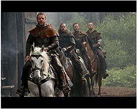 Robin Hood Russell Crowe as Robin Longstride Alan Doyle as Allan A'Dayle Scott Grimes as Will Scarlet Kevin Durand as Little John 8 x 10 Inch Photo