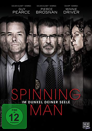 Spinning Man - Im Dunkel deiner Seele [Alemania] [DVD]