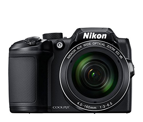Nikon Coolpix A900 20.3 MP Point and Shoot Camera with 16GB Card, Carry Case and HDMI Cable (Silver)