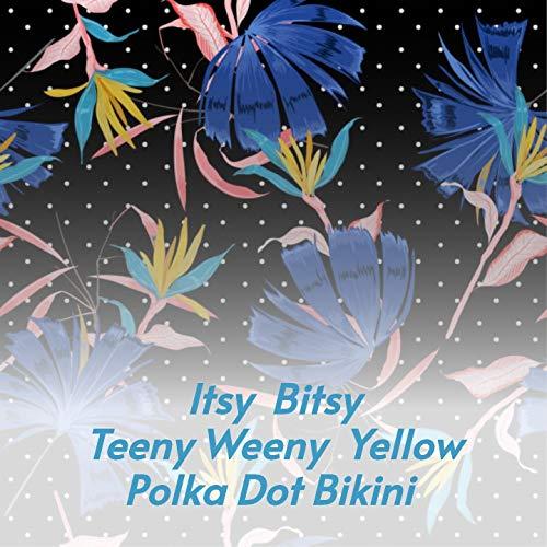 Itsy Bitsy Teeny Weeny Yellow Polka Dot Bikini