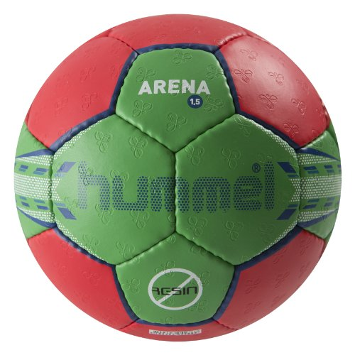Hummel Erwachsene Handball 1.5 Arena, Red/Green, 3