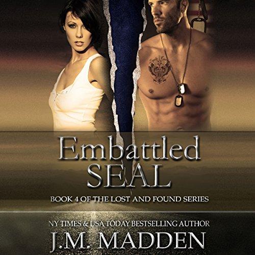 Embattled SEAL audiobook cover art