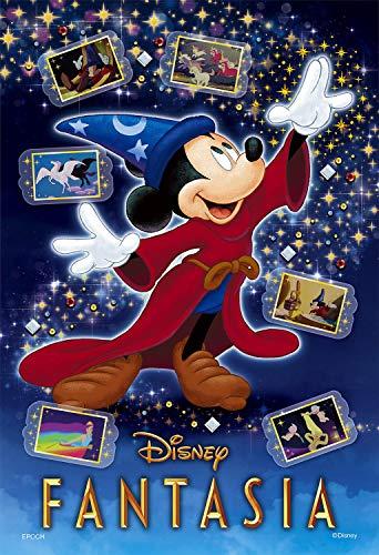エポック ジグソーパズル ディズニー パズルデコレーション FANTASIA -Magic- 300ピース(ファンタジア -マジック-)(26×38cm)
