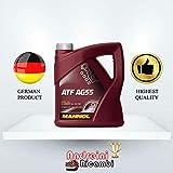 OLIO CAMBIO AUTOMATICO ATF AG55 | GERMAN QUALITY - MANNOL | 4 Litri AG55