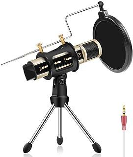 Studio Recording Microphone, ZealSound Condenser...