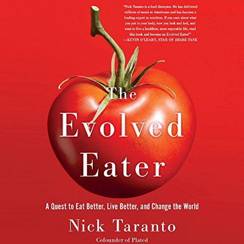 The Evolved Eater audiobook cover art