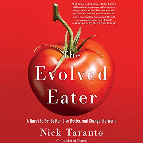 The Evolved Eater audiobook cover art