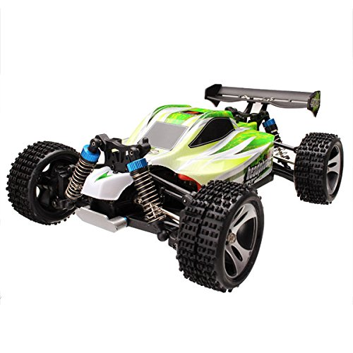 New WLtoys A959-B 1/18 4WD Buggy Off Road RC Car 70km/h by KTOY