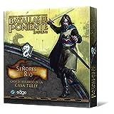 Fantasy Flight Games- Batallas de Poniente: Señores del Río - Español, Color (EDGBW04)