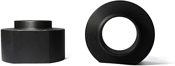 Liftcraft - Fits 1997-2006 JEEP Wrangler TJ 2 Inch Front High-Crystalline NON-COMPRESSION Delrin Spring Spacers Lift Kit
