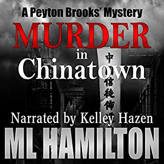 Murder in Chinatown audiobook cover art