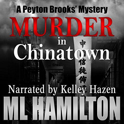 Murder in Chinatown cover art