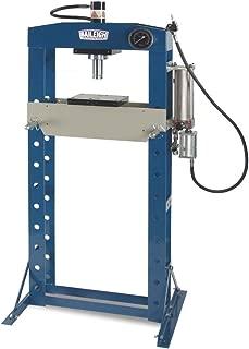 Baileigh HSP-20A Pneumatic h-Frame Shop Press, 20 Ton Capacity, 19-1/4