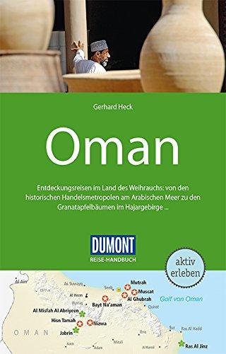 DuMont Reise-Handbuch Reiseführer Oman: mit Extra-Reisekarte