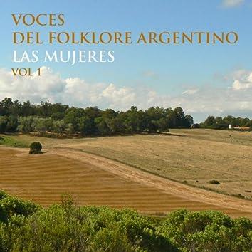 Voces del Folklore Argentino- Las mujeres, vol 1