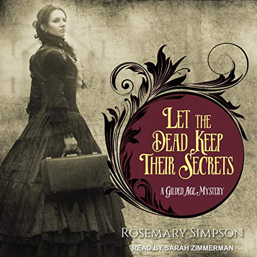 Let the Dead Keep Their Secrets audiobook cover art