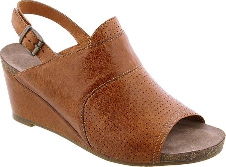 Taos Footwear Woherrar Cavalier Cavalier Cavalier Wedge Slingback  förstklassig kvalitet
