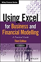 Fairhurst, D: Using Excel for Business and Financial Modelli (Wiley Finance)