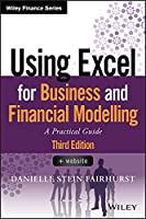 Using Excel for Business and Financial Modelling: A Practical Guide, 3rd Edition Front Cover