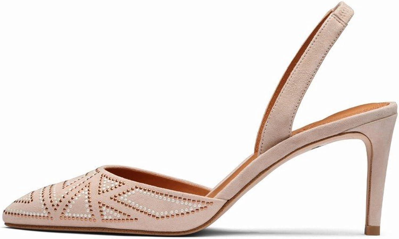 SED Sleek Minimalistischen Zurück Stiletto Stiletto Heel Sandaletten  Schnelle Lieferung und kostenloser Versand für alle Bestellungen