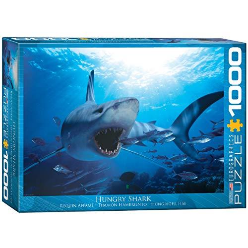 1000 piece shark puzzle - 2