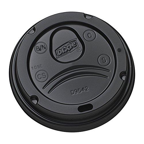 dixie 12 oz coffee lids - 2
