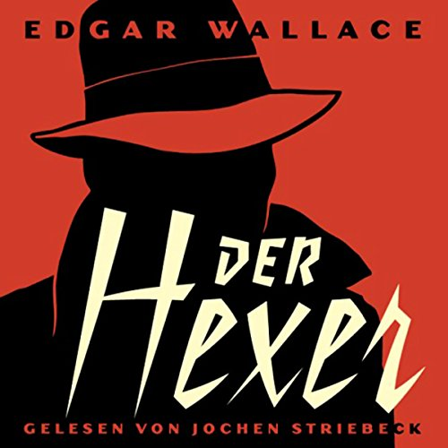Der Hexer audiobook cover art