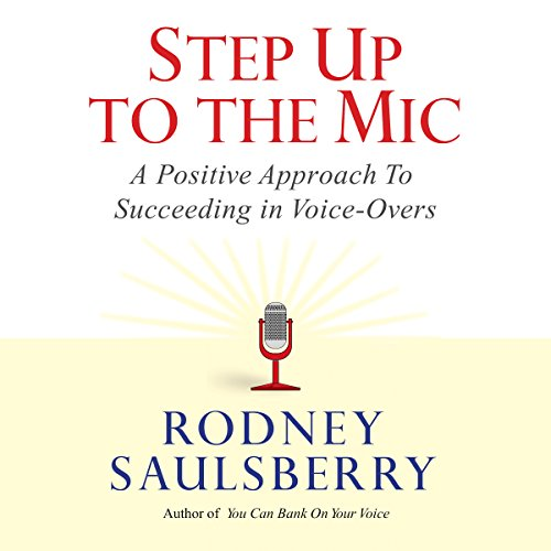 Step Up to the Mic audiobook cover art