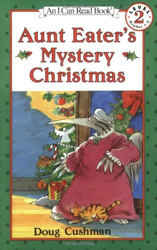 Aunt Eater's Mystery Christmas (I Can Read Level 2)