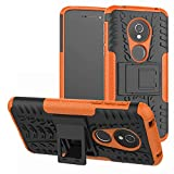 Labanema Case for Moto E5 /G6 Play, Heavy Duty Shock Proof