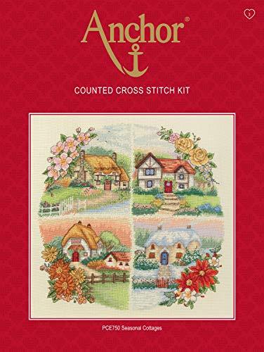 Anchor CS Seasonal Cottages, Colore: Multicolore