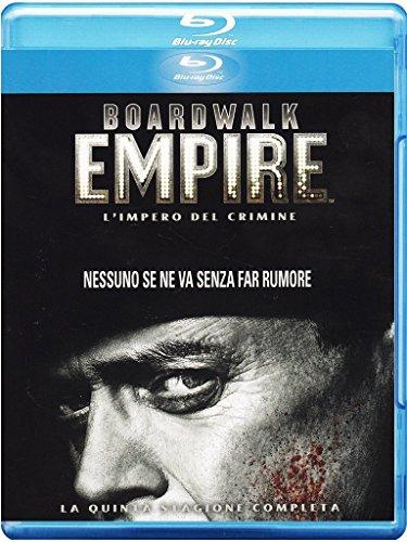 Boardwalk Empire St.5 L Impero Del Crimine (Box 4 Br)