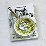 Weight Watchers 2016 Cookbook Fresh and Easy Smart Points NEW