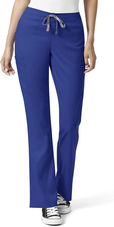 WonderWink PRO 5319 Women's Moderate Max 63% OFF Pant Flare Leg Cargo Galax Topics on TV