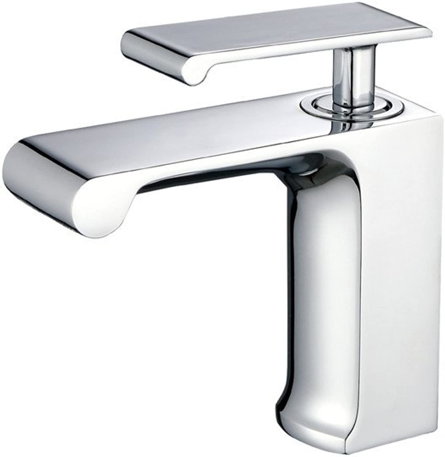 redOOY Taps Faucet Above Counter Basin Faucet Faucet Copper gold Basin Single Hole Hot And Cold Plating Waterfall Washbasin